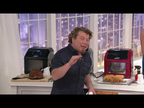 power-air-fryer-10-in-1-pro-elite-oven-6-qt-with-cookbook-on-qvc