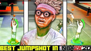 The greatest jumpshot on nba 2k20, After patch 8.