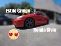 Honda Civic Estilo Gringo Prévia  ? E4S Films ?