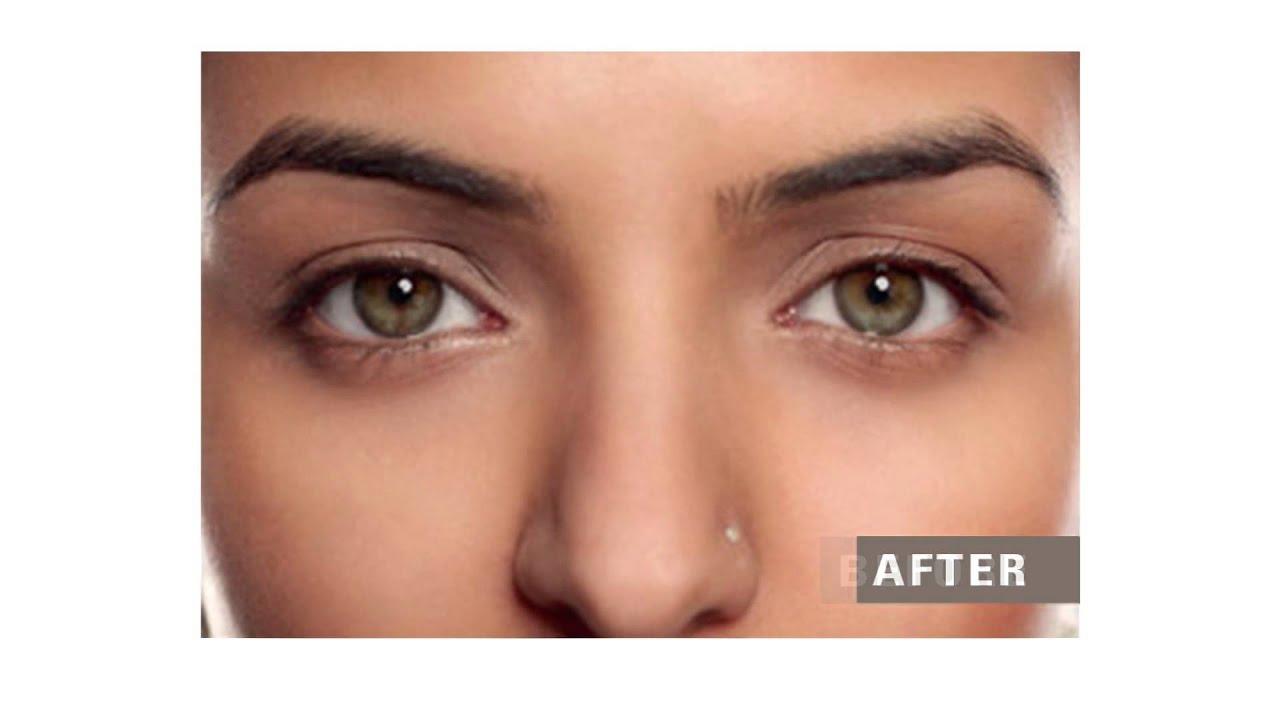Professional Eyebrow Threading By Amalia Matei Youtube