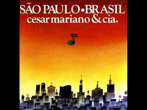 César Camargo Mariano & Cia-LP São Paulo Brasil - Album Completo/Full Album