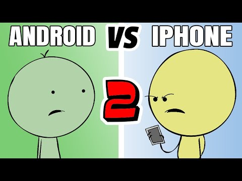 Android VS iPhone 2