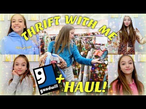 Thrift With Me! Vlog Day #108    Jayden Bartels