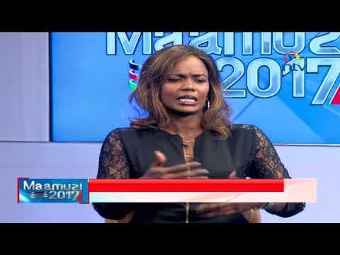 Sanaipei Tande Azungumzia Kibao Chake 'Amina, Maisha Na Azma Yake - #NTVSasa