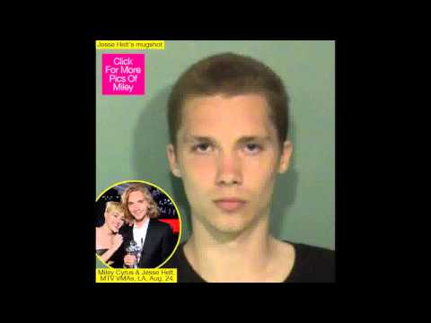 Miley Cyrus' Homeless VMAs Date Jesse Helt Has Warrant For His Arrest