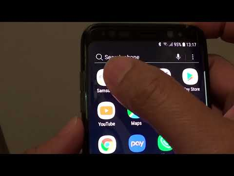 Samsung Galaxy S8: Where To Find Voice Recording Files / Folder