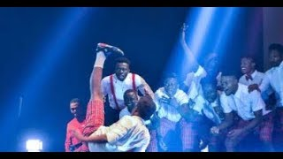 Akpororo and Roro Nation crazy dance Steps