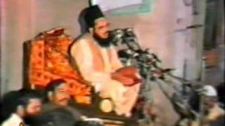 ALLAMA HABIB UR REHMAN YAZDANI (SHAN-E-OLIYA 2/4)