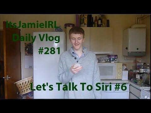 how to make siri talk