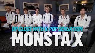 Get to Know K-Pop Sensation Monsta X | E! News