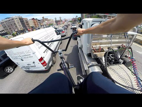 GoPro BMX Bike Riding in NYC 5