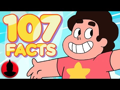 107 Steven Universe Facts YOU Should Know! - Cartoon Hangover
