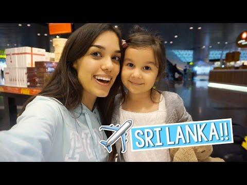 TRAVELLING TO SRI LANKA!!