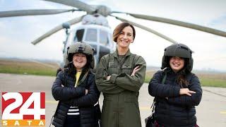 Tonia i Dora postale vojne pilotkinje na jedan dan: 'Ajme, poludjet ćemo od sreće' | Secret Santa