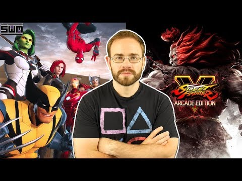 Nintendo Switch Pro Rumors, SFV Ads, Marvel Ultimate Alliance 3 And Your Comments | Saturday Show