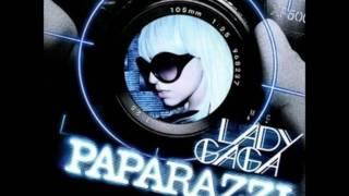 Lady gaga- paparazzi cover