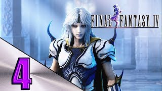 FINAL FANTASY 4 WALKTHROUGH PART 4 DE VOLTA A BARON, OLD WATERWAY