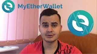 MyEtherWallet – prosty i lekki portfel, na którym logujemy się z użyciem pliku