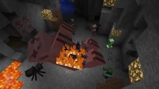ШОК Как семья Стива умерла MineCraft