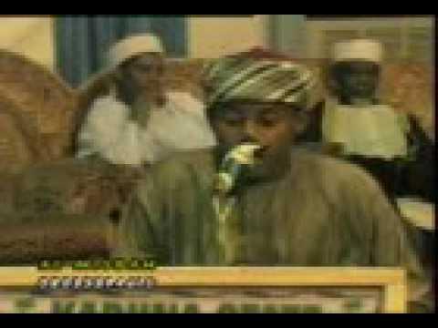ABDULRAHMAN I AHMAD SALIS - IZALA NATIONAL MUSABAQA NIGERIA KADUNA STATE 60 HIZB