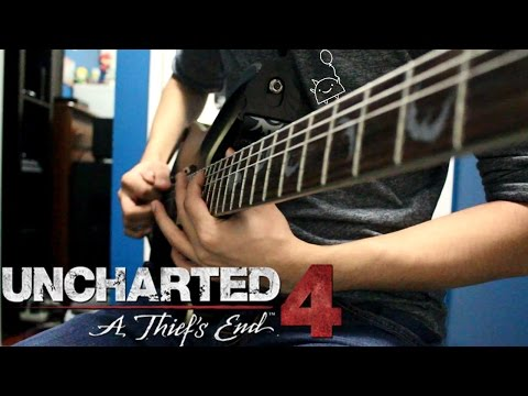 Brother's Keeper - Uncharted 4 (Rock Cover) || Shady Cicada