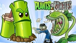 Plants Vs Zombies 2 Online - Bamboo Green Chomper Part 5 (China Version)