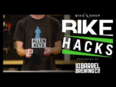 Bike Hacks: Allen Key Tricks