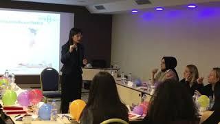 Ceyda Altuntecim ile Stres ve Öfke Yönetimi Eğitimi