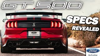 2020 SHELBY GT500 NEW SPECS REVEALED BY TREMEC!