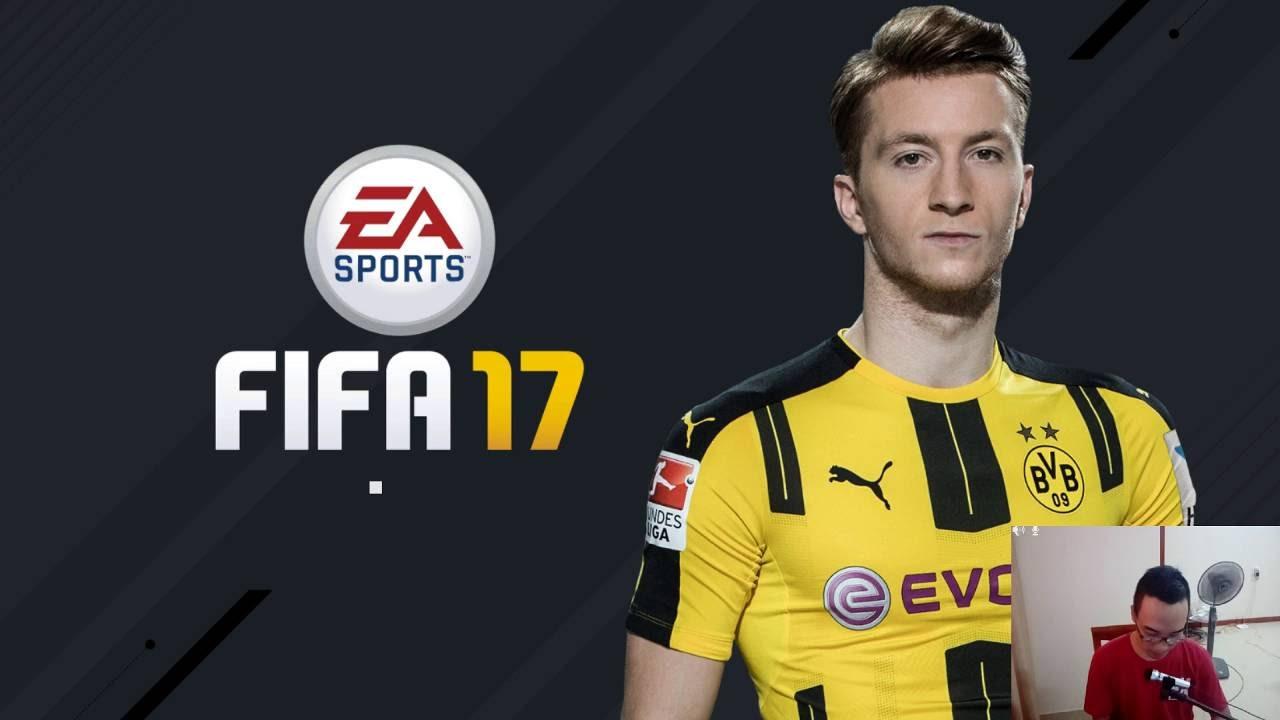 [Bình Be] Trải nghiệm FIFA 17