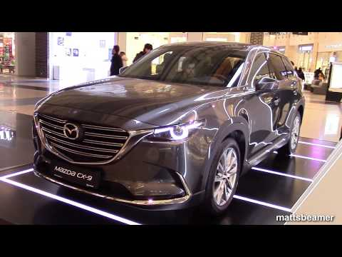2018 MAZDA CX 9 QUICK REVIEW best beautiful 2017 7 seater