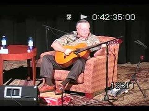 John D. Loudermilk plays