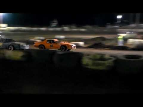 Gary Pescador #01 12/3/16 Main Event Paradise Speedway Maui