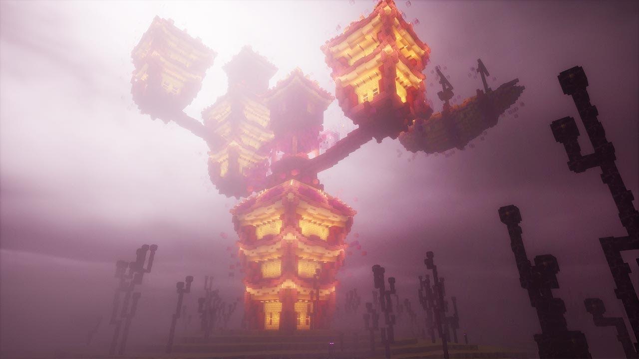 Minecraft Przebudujmy: MIASTO KRESU