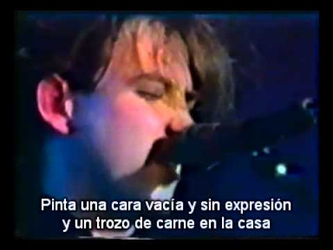 The Cure  One Hundred Years live 84 subtitulada