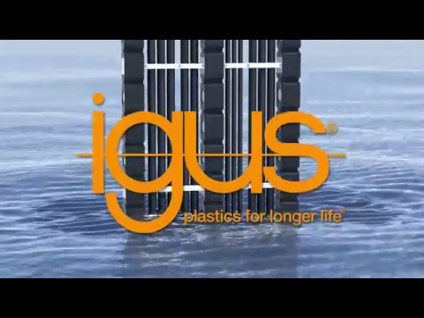 igus e-chains for offshore applications