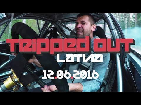 BEHIND THE SCENES | Tripped Out: Latvia | Donut Media