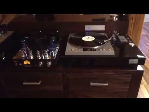 Toshiba sr 510 c studiolaufwerk musical fidelity phono pre ortofon 2m blue Playing Rufus