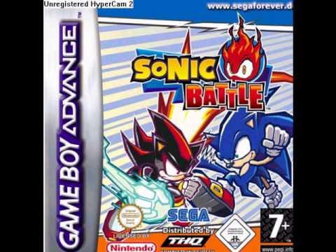 Sonic Battle Music : Gimme Shelter