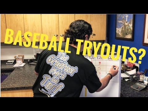 TRYOUTS!!! How To Pick Players?