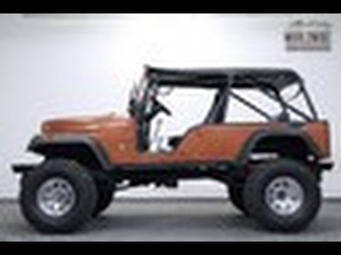 Willys Jeep For Sale >> Jeep CJ6 for sale - YouTube