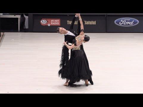 Yaroslav Kiselev - Sofia Philipchuk RUS, English Waltz | WDSF World Championship Junior II Standard