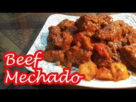 BEEF MECHADO!!!
