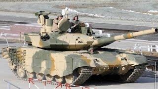Полностью  неуязвимый танк - русское оружие