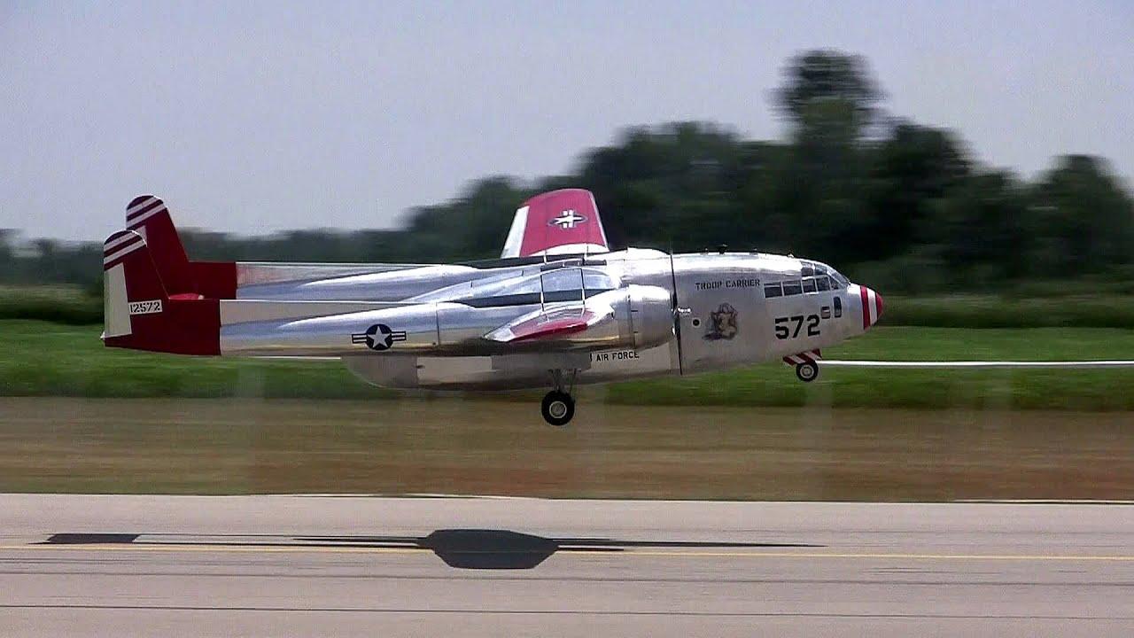 Carl Bachhuber - C-119 Boxcar RC - YouTube