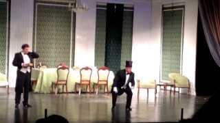 Театр Буфф Свадьба Кречинского - отрывок