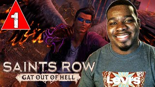 Saints Row Gat Out of Hell Gameplay Walkthrough Part 1 Outta Hell - Lets play Saints Row