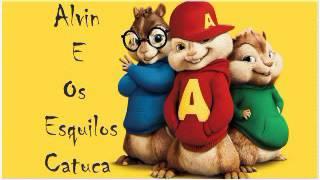 Alvin e Os Esquilos - Catuca - Mc Livinho
