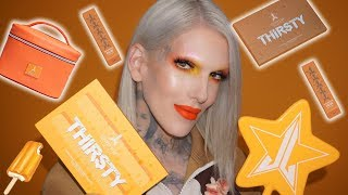 Video THIRSTY 💦 PALETTE & SUMMER 2018 COLLECTION REVEAL | Jeffree Star Cosmetics download MP3, 3GP, MP4, WEBM, AVI, FLV Juni 2018