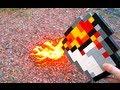 LEGO Lava Bucket - Minecraft